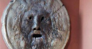 Bouche de la Verité Bocca della Verita Rome