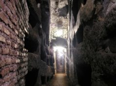 Catacombes Rome Domitilla
