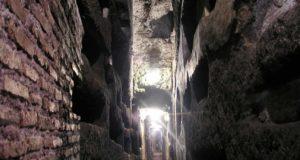 Catacombes Rome Domitilla