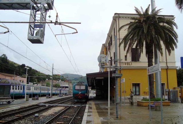 Gare de Tivoli