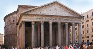 Le Panthéon à Rome