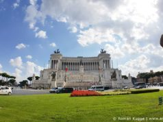 Monumento Nazionale a Vittorio Emanuele II Rom