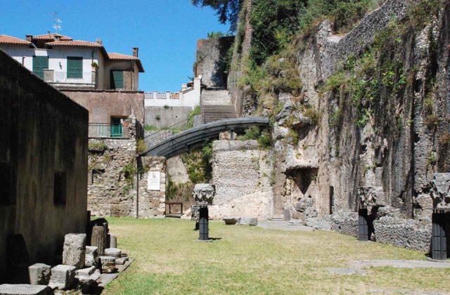 sanctuaire fortuna primigenia palestrina