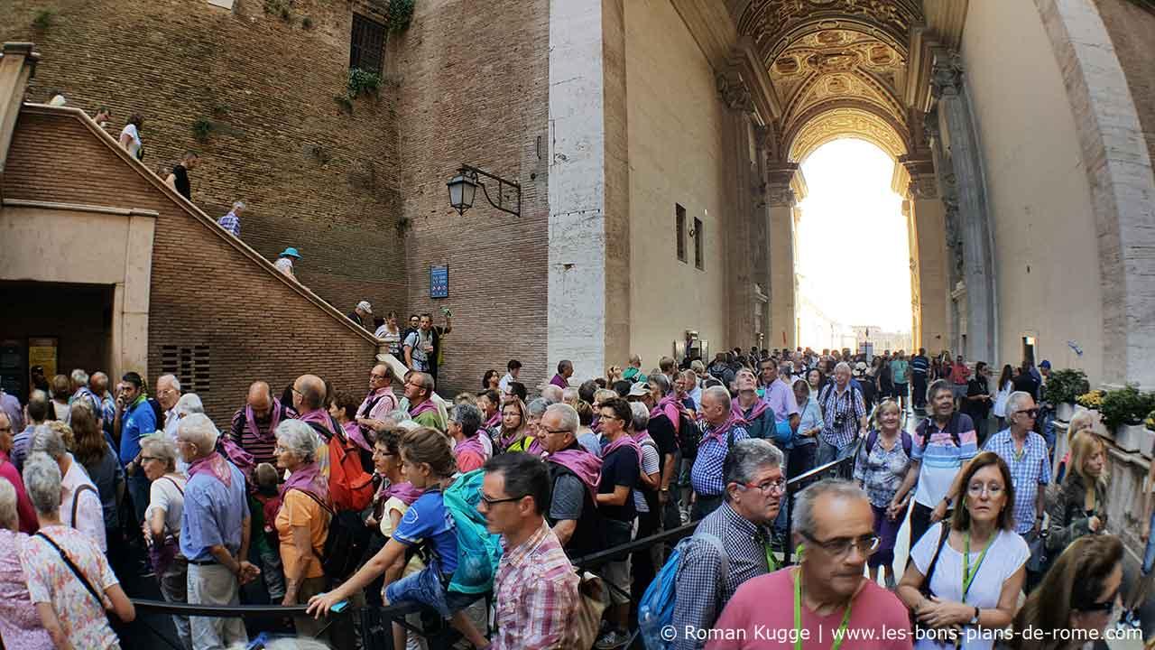 Horaires d 39 ouverture basilique saint pierre 2017 les bons plans de rome - Horaires ouverture marche saint pierre ...