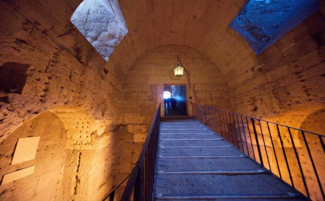 Trésor Château Saint-Ange Rome