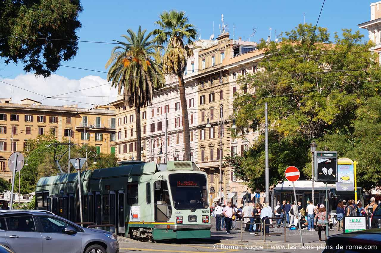 Prix Metro Transports A Rome 2019