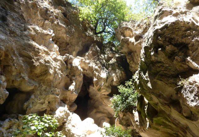 Villa Gregoriana Grotte de Neptune