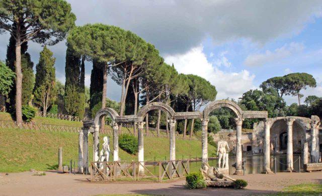 Villa d'Hadrien Tivoli