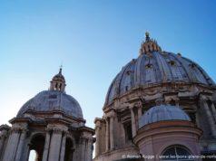 Visite coupole Basilique Saint-Pierre