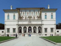 Visite de la Galerie Borghese a Rome