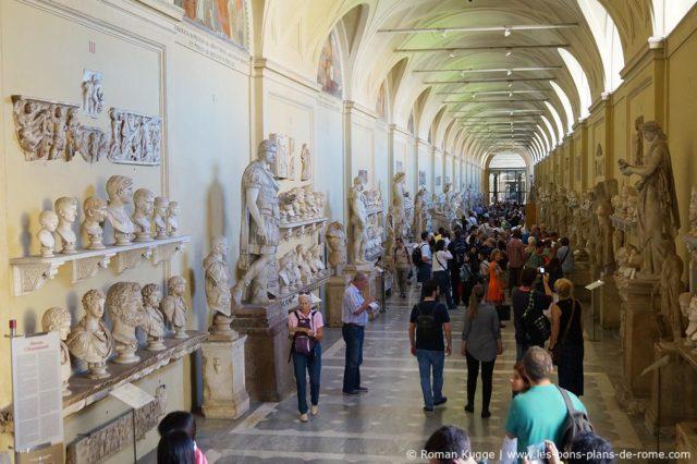 Statue Musees du Vatican
