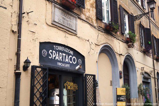 Café a Rome