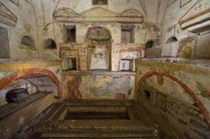 Nécropole de la Basilique Saint-Pierre