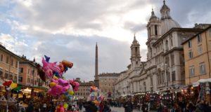 Marche de Noel Rome Piazza Navona