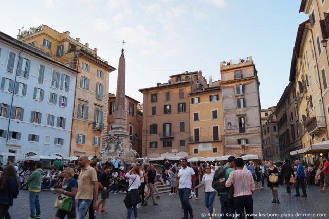 Centre ville Rome