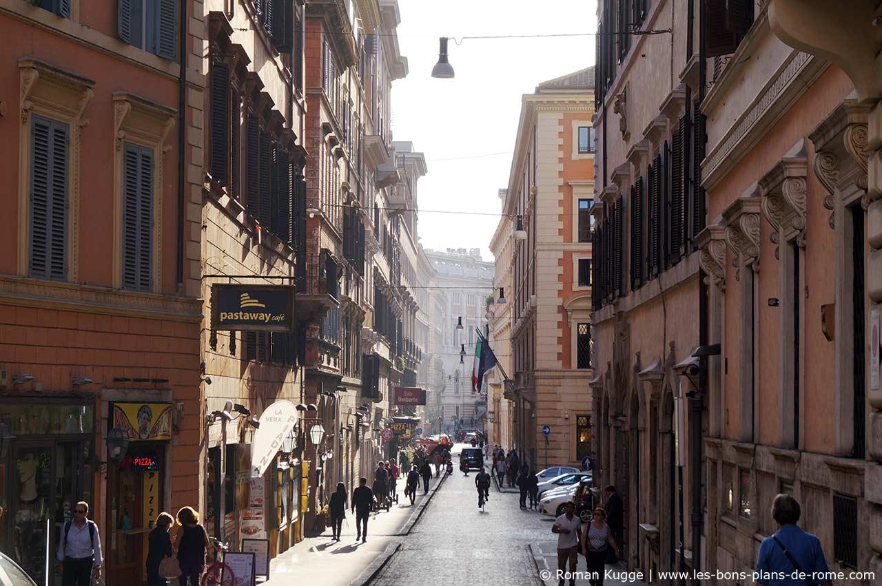 Rome Hotel Pas Cher Centre Ville
