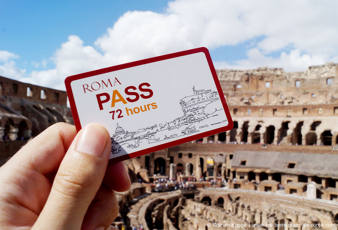 comparatif des pass pour rome roma pass omnia card. Black Bedroom Furniture Sets. Home Design Ideas