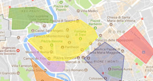 Dans quel quartier loger à Rome où dormir