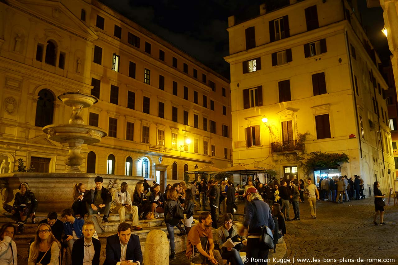 Quartier Monti A Rome