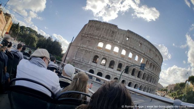 Visite bus touristique Hop-On Hop-Off Rome