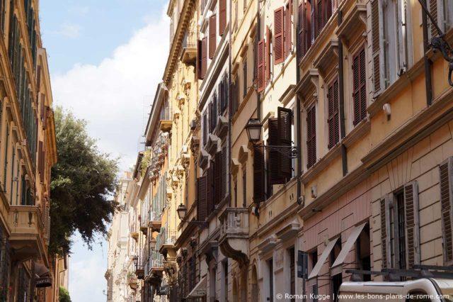 Maison Monstres Rome Palais Zuccari Via Gregoriana