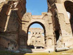 Thermes de Caracalla à Rome