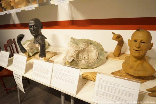 Musée de cire de Rome Museo delle cere