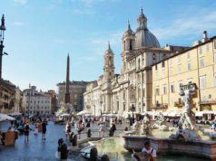 Place Navone Piazza Navona à Rome
