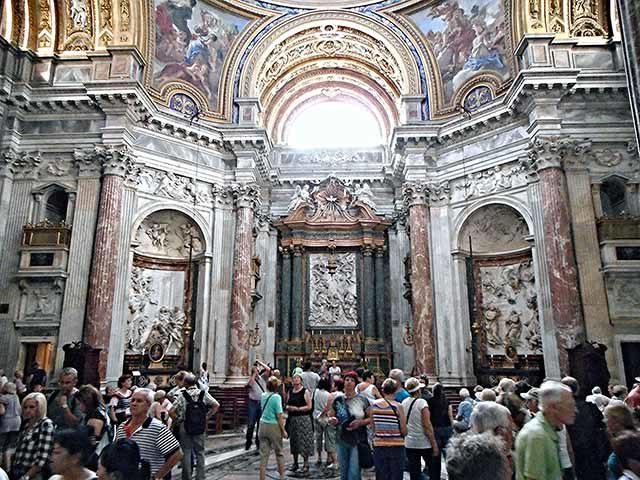 Place Navone Rome Eglise Sant'Agnese