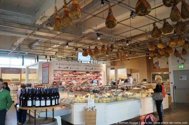 Grand Magasin Eataly Rome