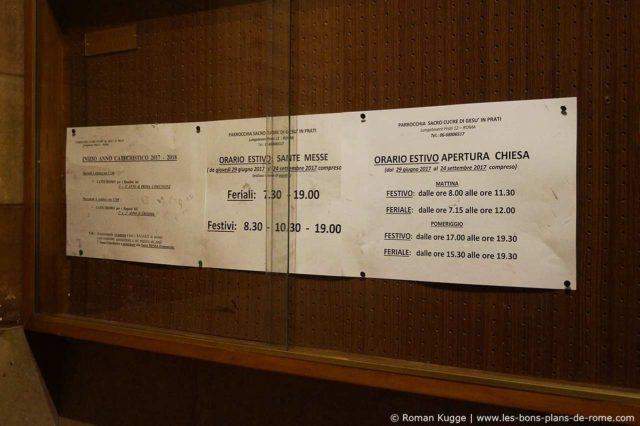 Musée des âmes du Purgatoire Rome