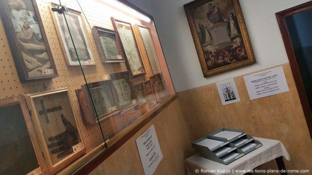 Musée du Purgatoire Rome