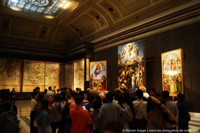 Musées du Vatican Rome Oeuvres