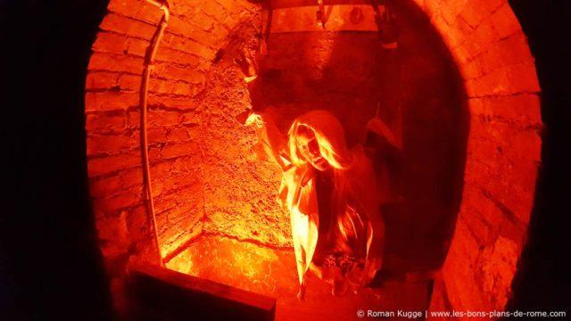 Musée des Horreurs Rome Profondo Rosso