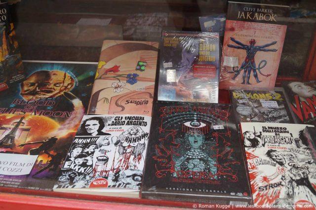 Boutique des horreurs Profondo Rosso Rome