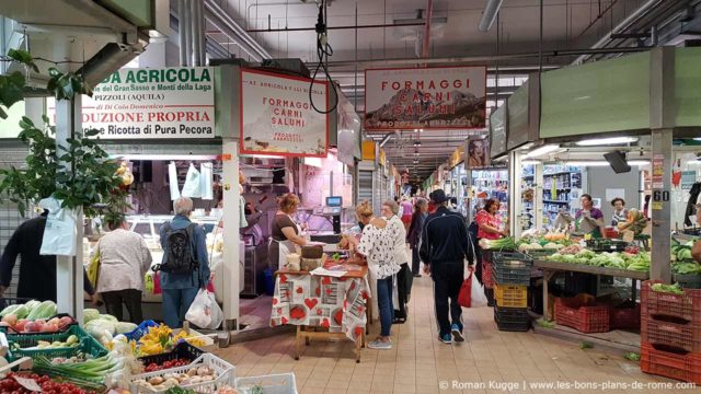 ome Marché Mercato Trionfale