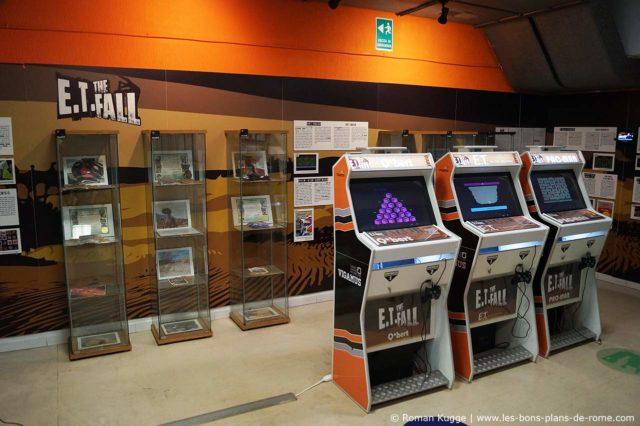 Vigamus, musée du jeu vidéo à Rome