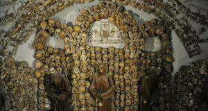 Crypte des Capucins Rome Os Ossements