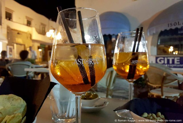 Apérol Spritz Rome