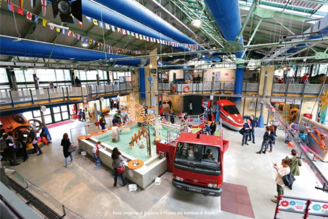 Musée des enfants Rome Bambini Explora