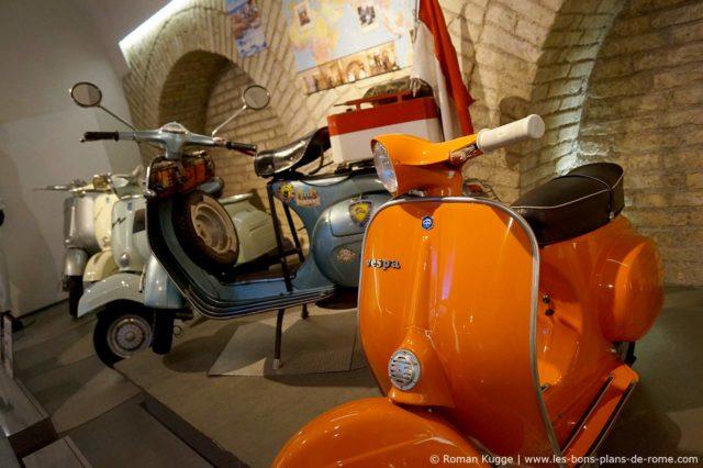 Musée du Scooter Rome