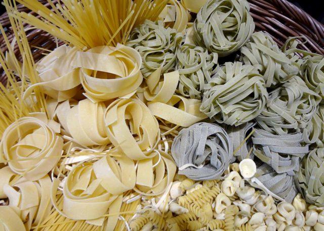 Pasta Museum Musée des pates Rome