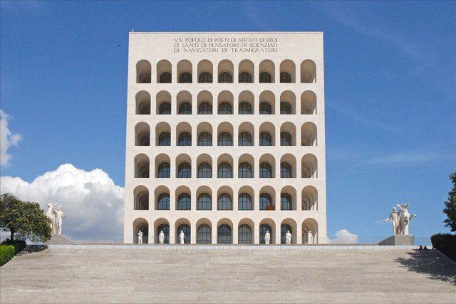 Quartier EUR Rome