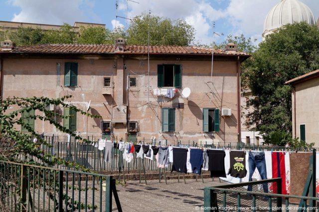 Quartier Garbatella Rome
