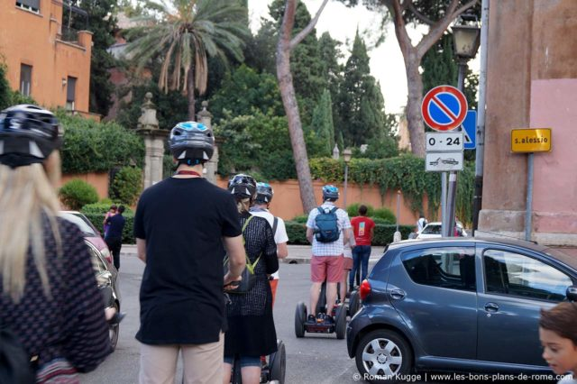 Rome en Segway