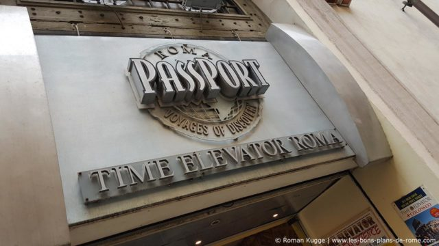 Time Elevator Rome