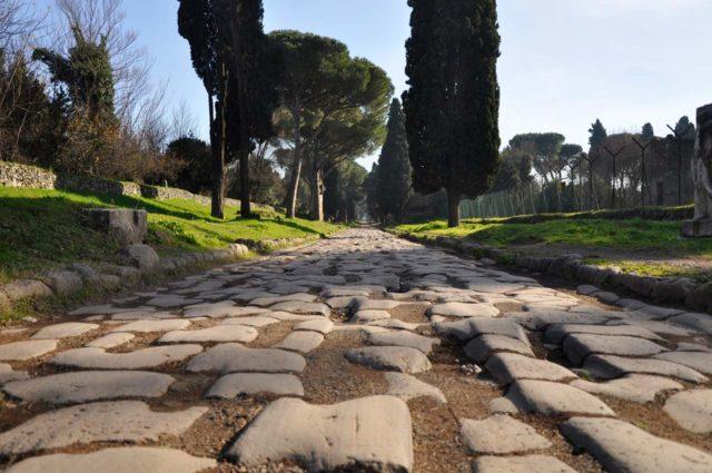 Via Appia Antica Rome