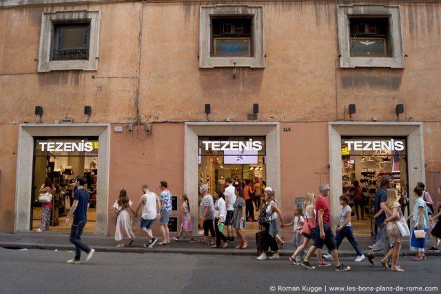 Via Corso Shopping Rome