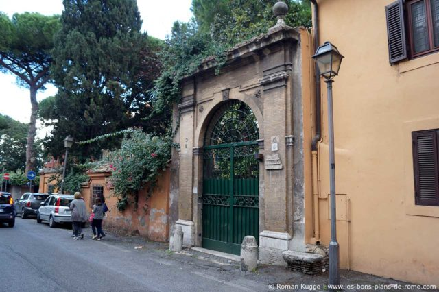 Mont Aventin Rome