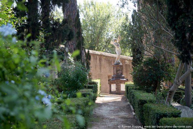 Cimetière protestant non-catholique de Rome